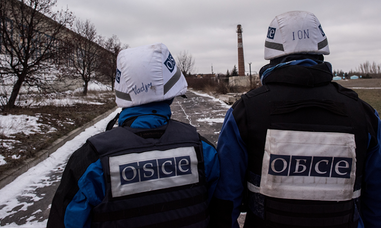 Special Monitoring Mission in Eastern Ukraine