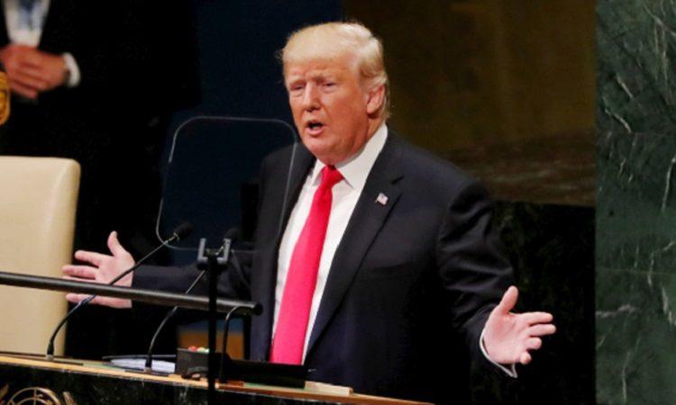 Выступление Президента США Дональда Трампа на 73-й сессии Генеральной Ассамблеи ООН
