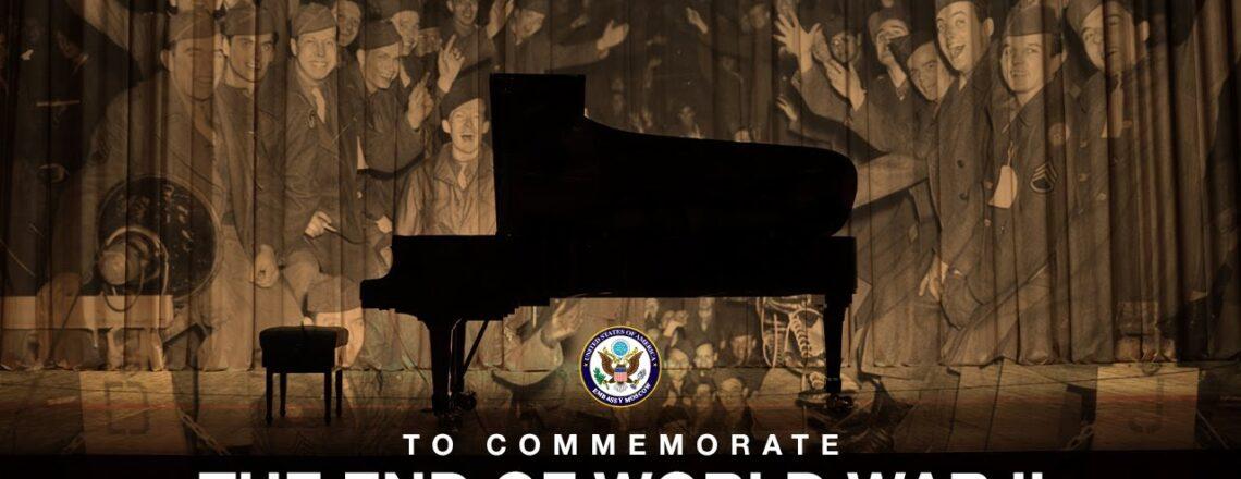 Музыка Второй мировой войны. Вспоминая героизм стран-союзников.