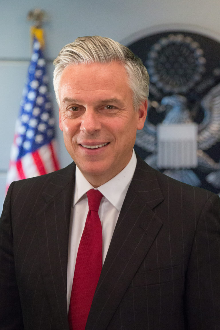 Photo of Ambassador Jon M. Huntsman, Jr.