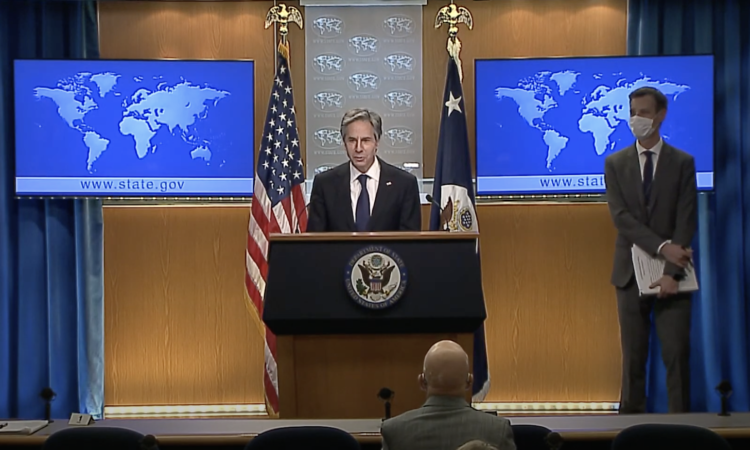 Secretary Antony J. Blinken On Release of the 2020 Country Reports on Human Rights Practices