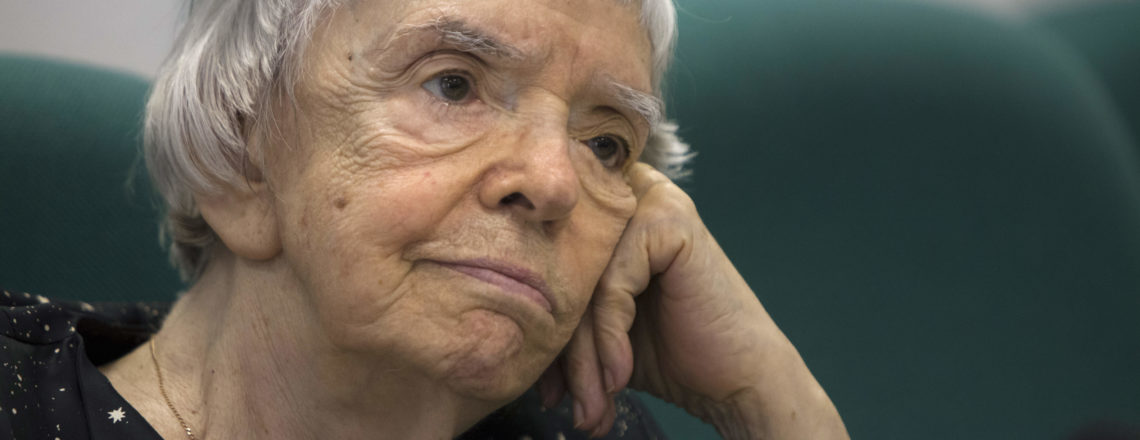 The Passing of Human Rights Defender Ludmilla Mikhailovna Alexeeva