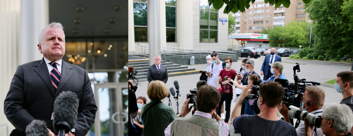 Ambassador Sullivan's Statement