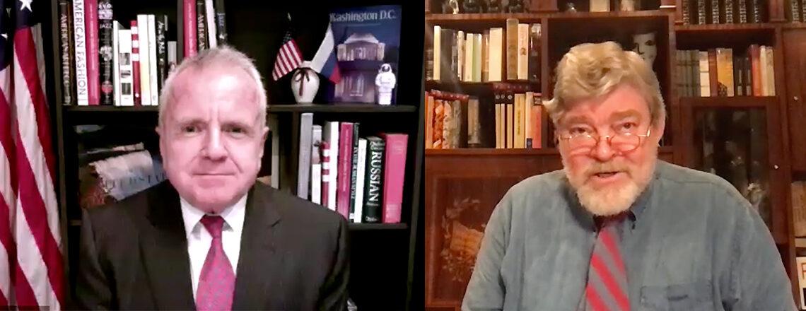 Интервью посла США в России Джона Салливана «Независимой газете»