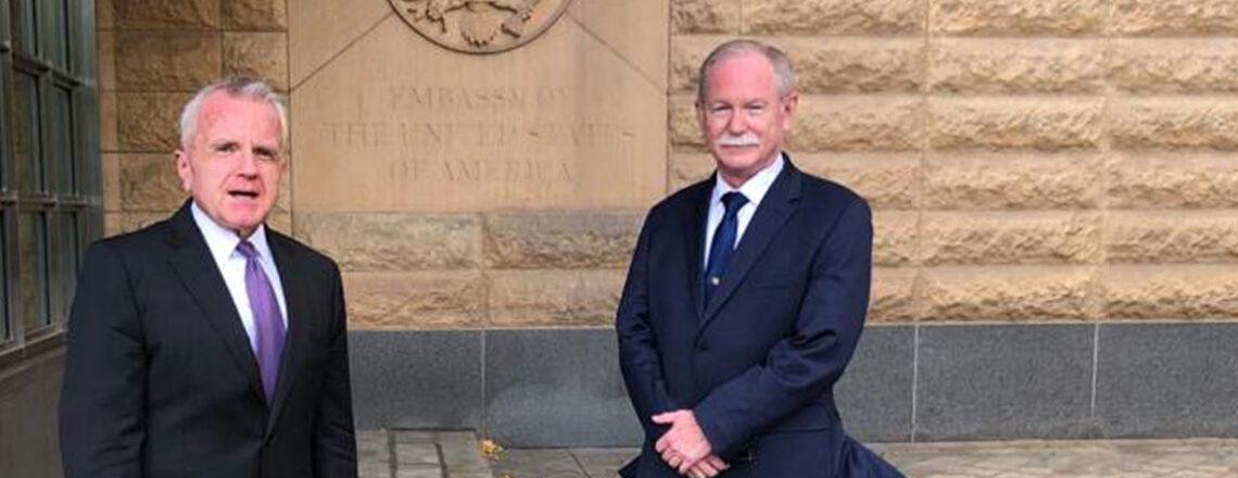 Statement by Ambassador John J. Sullivan on Conviction of U.S. Citizen Trevor Reed