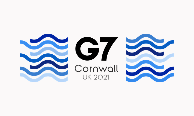 G7 2021 Logo
