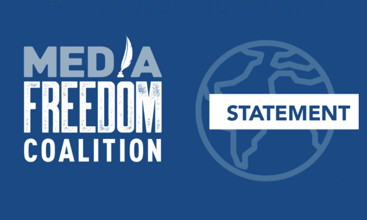 Media Freedom Coalition Statement on the Arrest of Roman Protasevich