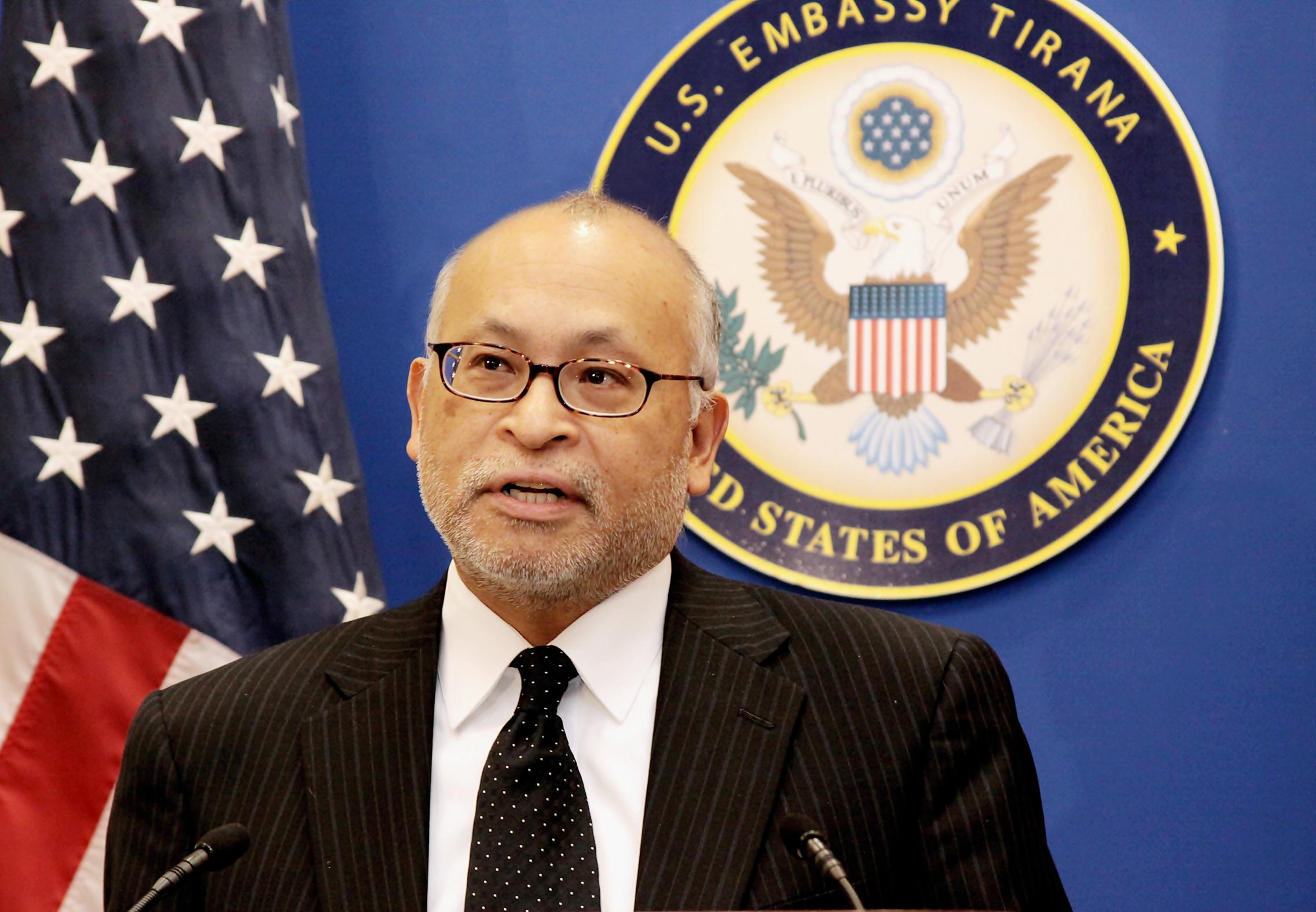 Ambassador Arvizu | U.S. Embassy in Albania