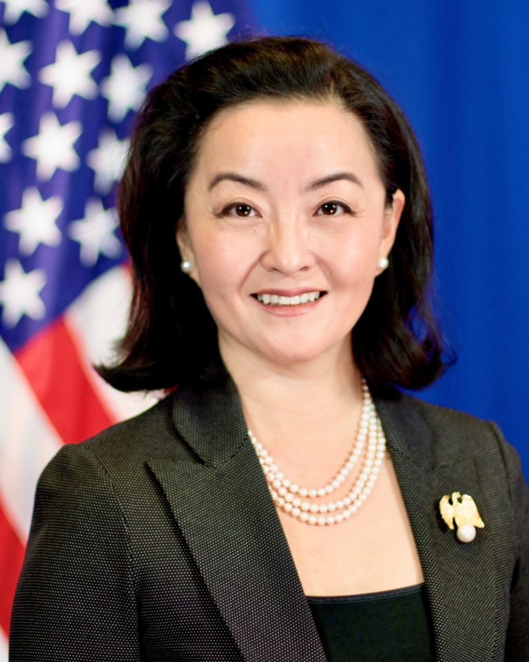 Photo of Ambassador Yuri Kim