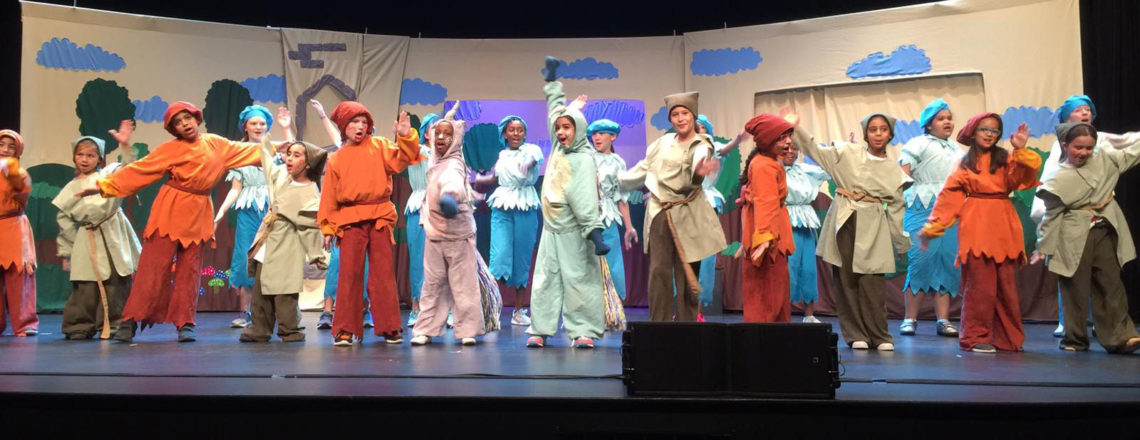 Missoula Children's Theatre presents RAPUNZEL at the 2019 Bahrain Summer Festival
