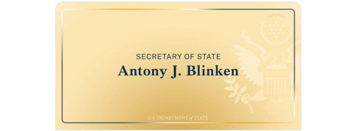 Secretary Antony J. Blinken On the Passing of Former Secretary of State Colin L. Powell