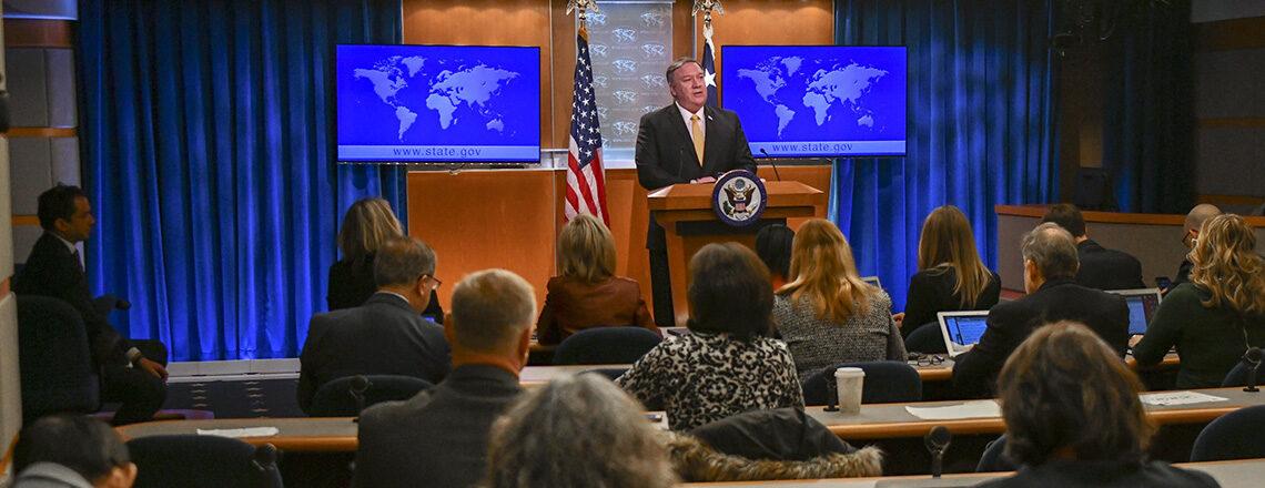 Secretary Pompeo to Launch U.S.-Bahrain Strategic Dialogue