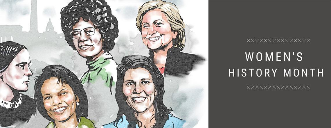 Celebrating Women's Achievements