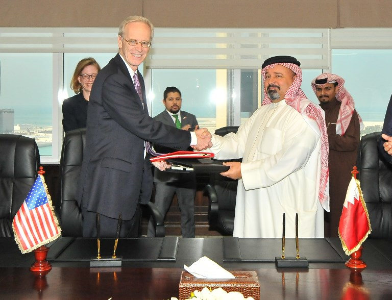 Bahrain, United States Sign Tax Agreement | U S  Embassy in