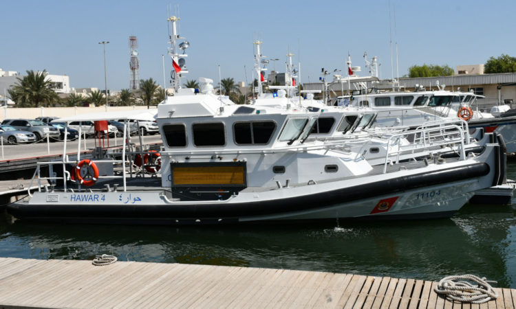 Bahrain Coast Guard Receives New US Coastal Patrol Boats