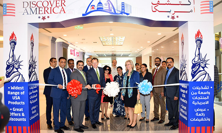 US Ambassador Visit to Lulu Hypermarket Promotes American Products in Bahrain