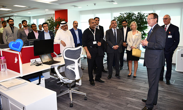 US Ambassador Visits Sabre Travel Network to Promote American Technology in the Travel Industry