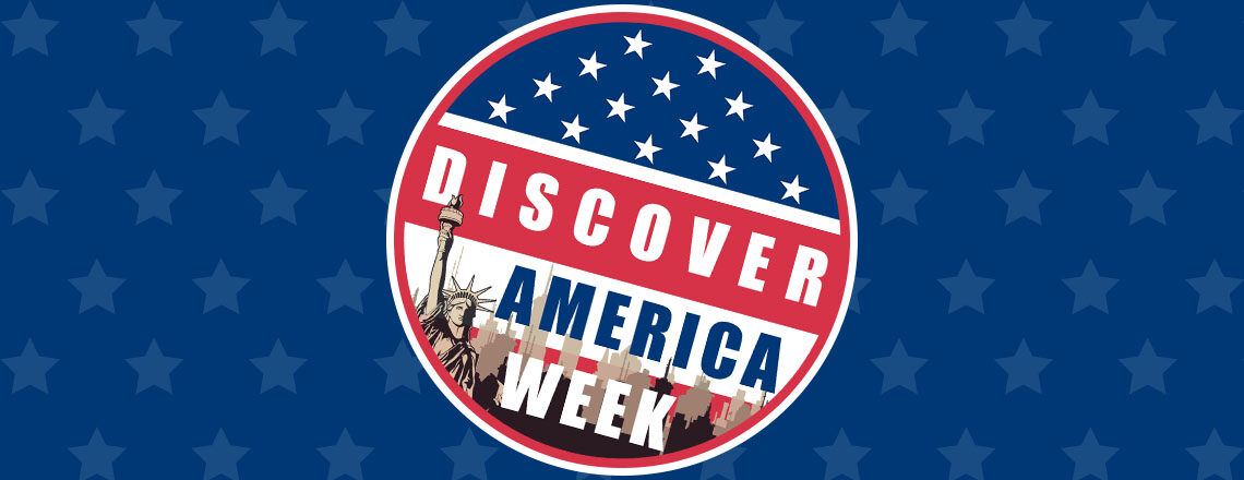 Find More About Discover America Week – October 21-27, 2020