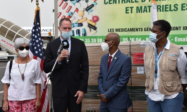 United States Donates COVID-19 Vaccines for Djibouti