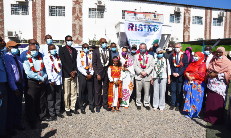 Rising Djibouti Projet