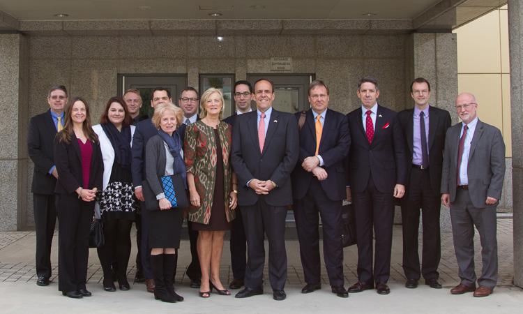 delegation (Embassy Image)