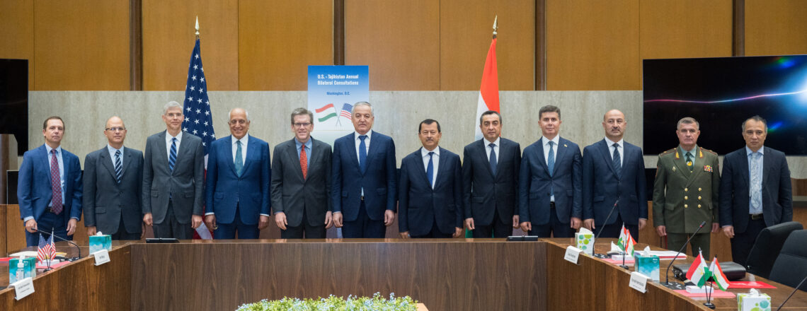 The Eighth U.S.-Tajikistan Annual Bilateral Consultations