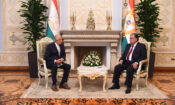 Фото: Пресс-служба Президента Таджикистана