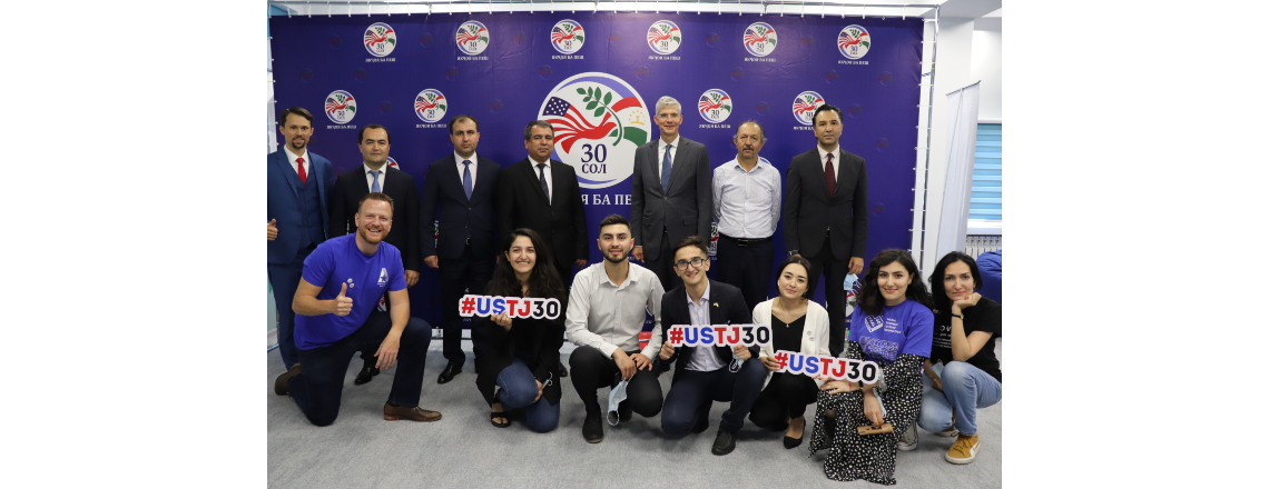 U.S. Embassy Opens New American Space in Dushanbe to Support English and Innovation