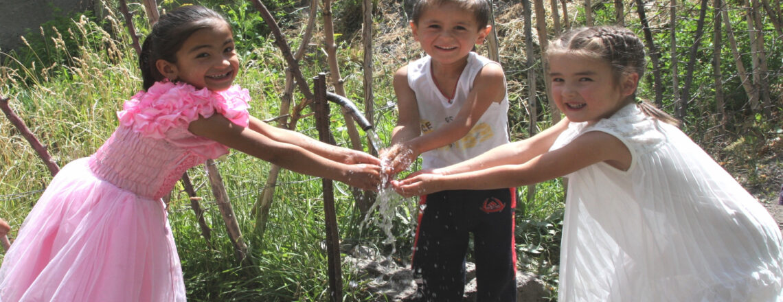 USAID Launches $12 Million Program to Increase Access to Safe Drinking Water in Tajikistan