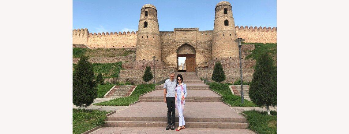 Интервью посла Поммершайма журналу OCA об американо-таджикских отношениях и формате C5 + 1