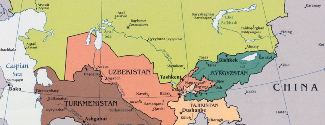 United States Strategy for Central Asia 2019-2025