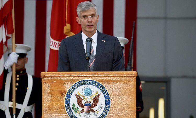 Ambassador Pommersheim