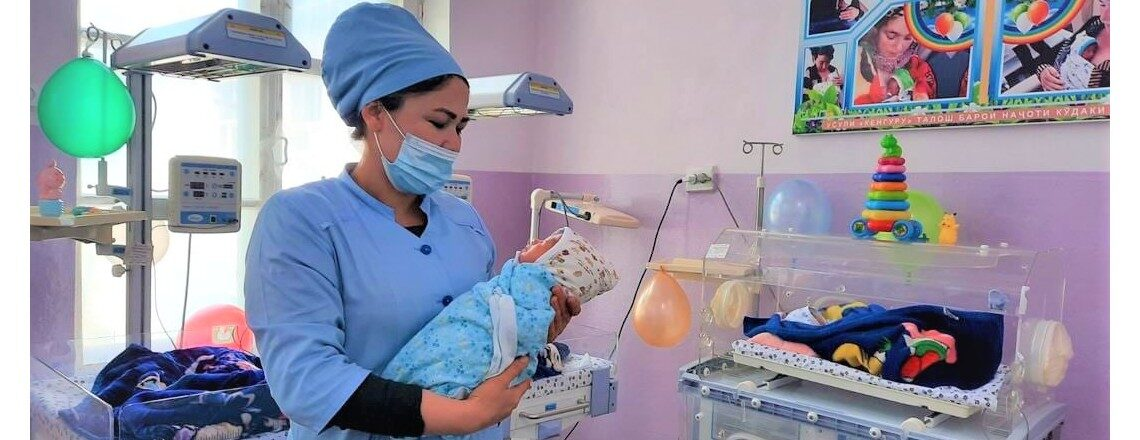 USAID Launches New Healthy Mother, Healthy Baby Activity in Tajikistan