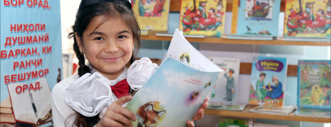 U.S. Government Celebrates Achievements in Education in Tajikistan