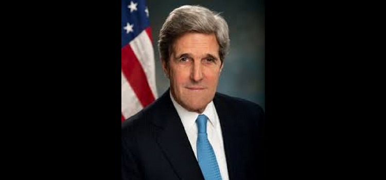 Secretary John Kerry
