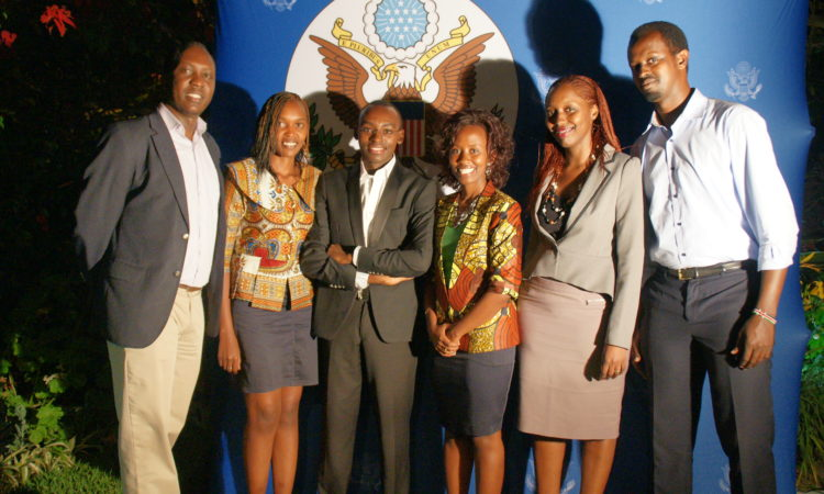 2014 YALI Fellows