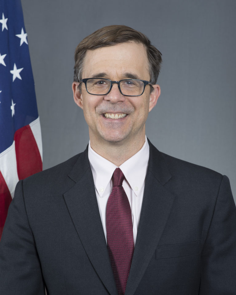 Photo of Ambassador Peter H. Vrooman