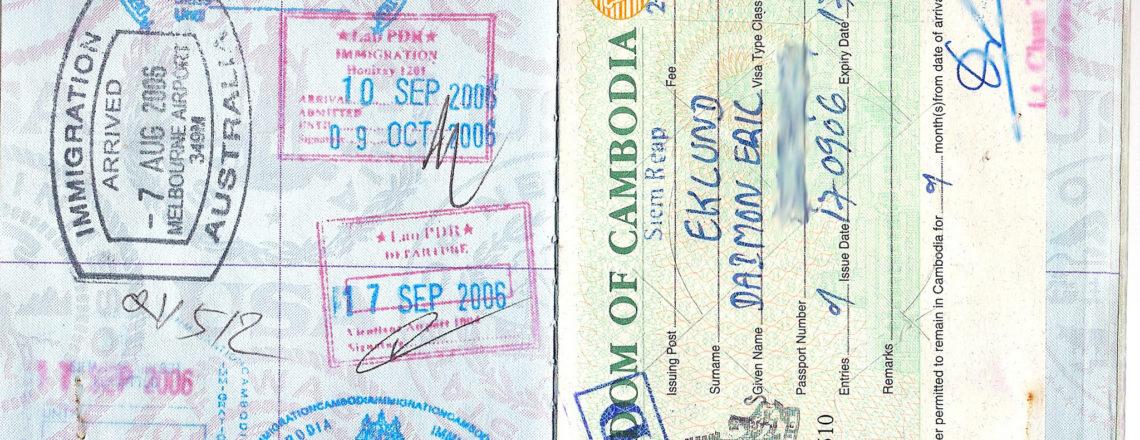 Updated COVID-19 Visa FAQ