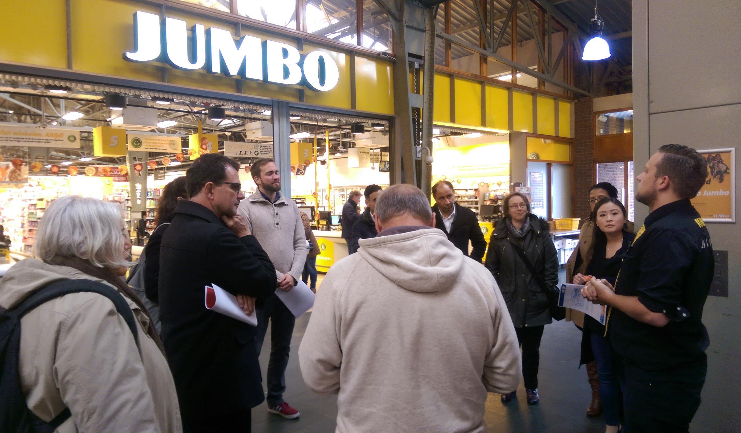 U S  Specialty Food exporters visit Dutch food distributor