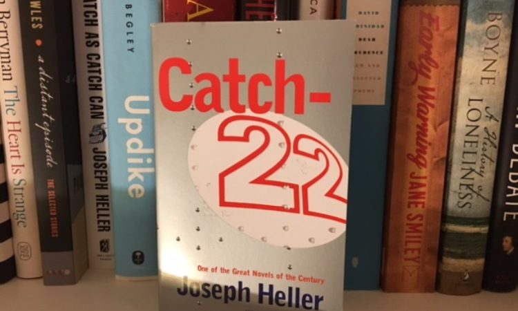 CG's Bookshelf December - Catch 22
