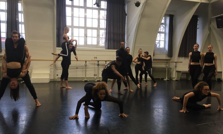 Lucia Martens Students Dance