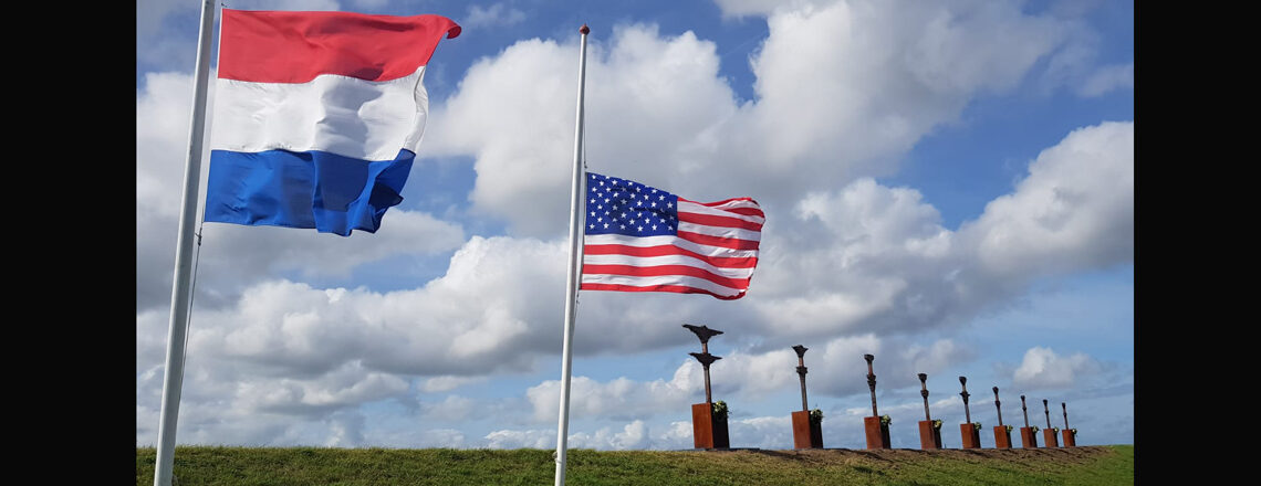 Commemorations for 76 years of liberation of the Netherlands