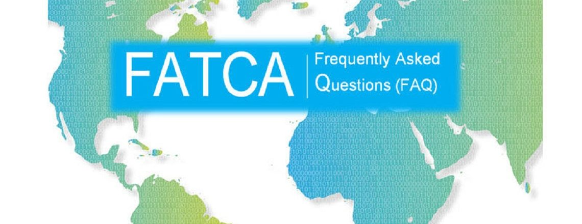 New FATCA frequently asked questions available