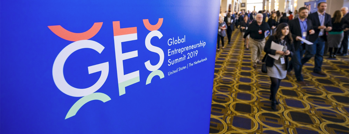 Press accreditation for the GES Summit is now open – registration deadline is May 24!