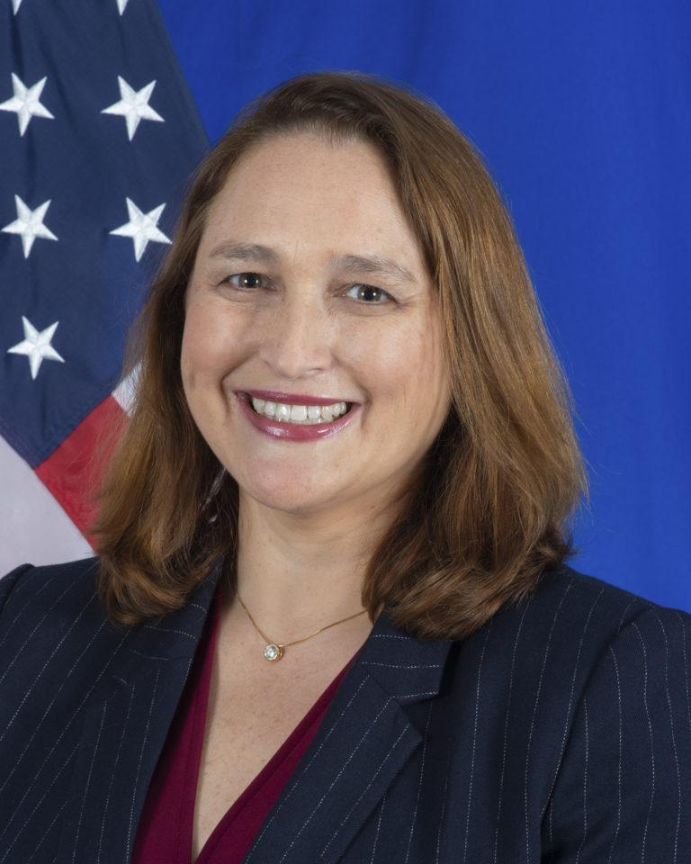 Photo of Chargé d'Affaires Marja Verloop