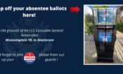 Website – Ballot box