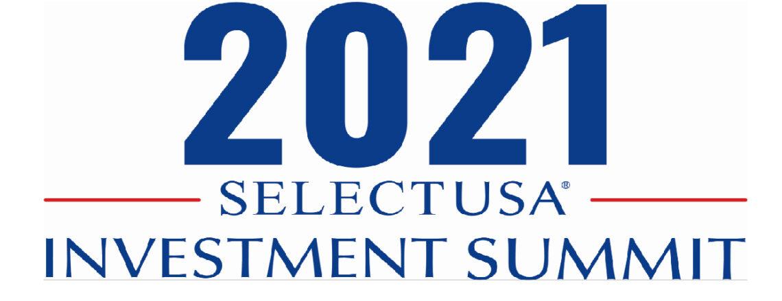 2021 SelectUSA Investment Summit
