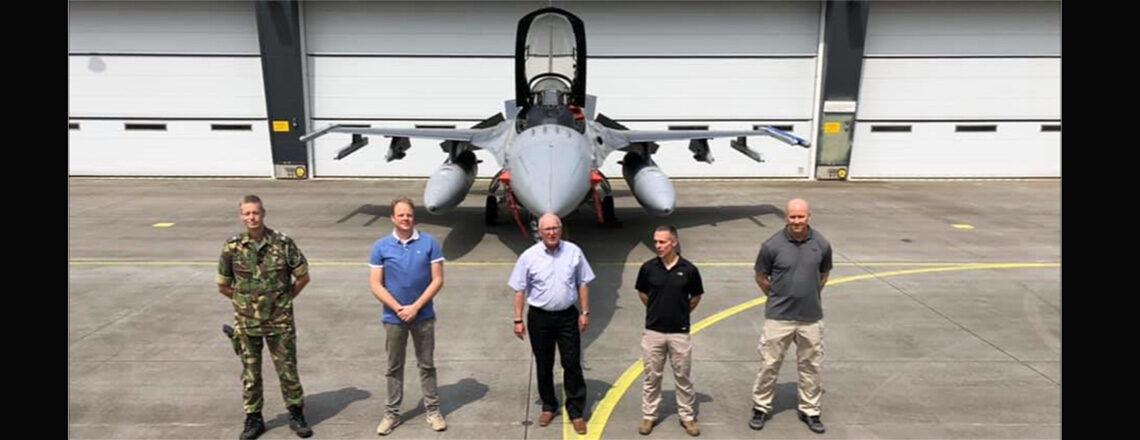 Ambassador Hoekstra visits U.S. and Dutch troops for Independence Day 2020