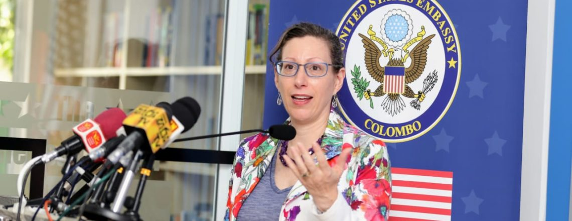 U.S. Embassy launches American Corner in Matara