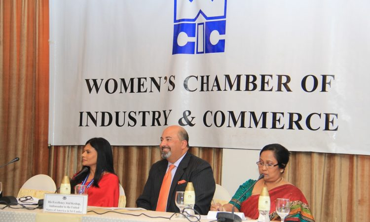 Ambassador Keshap's Remarks at Annual General Meeting of Women's Chamber of Industry and Commerce